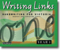 WRITING LINKS: HANDWRITING FOR VICTORIA YEAR 1