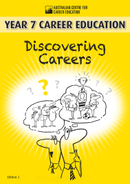 DISCOVERING CAREERS YEAR 7 (2E)