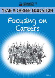 FOCUSING ON CAREERS YEAR 9 (2E)