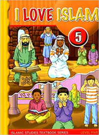 I LOVE ISLAM 5 TEXTBOOK