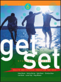 GET SET ACTIVITY LEVEL 6 STUDENT TEXTBOOK