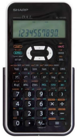 SHARP EL531THBWH SCIENTIFIC CALCULATOR