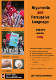 ARGUMENTS AND PERSUASIVE STRATEGIES: ESSAY WRITING GUIDE 2018