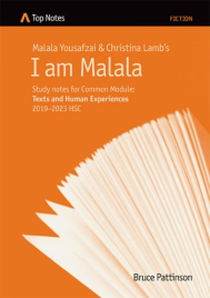 TOP NOTES: I AM MALALA: COMMON MODULE 2019-2023