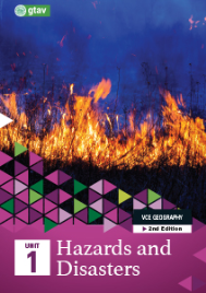 GEOGRAPHY VCE UNITS 1&2: HAZARDS AND DISASTERS UNIT 1 (GTAV) EBOOK 2E (No printing or refunds. Check product description before purchasing)