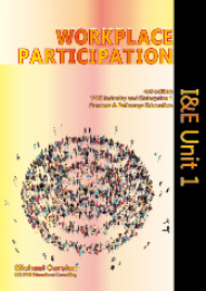 INDUSTRY AND ENTERPRISE: WORKPLACE PARTICIPATION VCE UNIT 1 4E