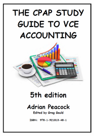 Buy Book - MACMILLAN VCE ACCOUNTING UNITS 1&2 STUDENT BOOK +