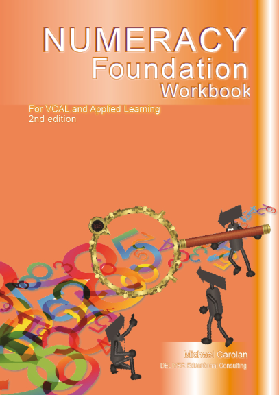 NUMERACY FOUNDATION: WORKBOOK 2E