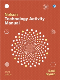 NELSON TECHNOLOGY ACTIVITY MANUAL WORKBOOK