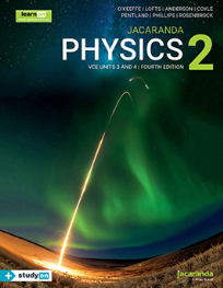 JACARANDA PHYSICS 2 VCE UNITS 3&4 LEARNON & PRINT 4E (INCL. STUDYON)