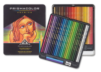 72 PRISMACOLOUR PENCILS