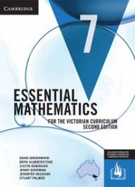 CAMBRIDGE ESSENTIAL MATHEMATICS FOR THE VICTORIAN CURRICULUM YEAR 7 TEXTBOOK + EBOOK 2E