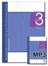 MUSICIANSHIP & AURAL TRAINING LEVEL 3 ELITE SECOND ED
