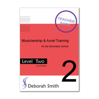 MUSICIANSHIP & AURAL TRAINING LEVEL 2 TEACHER RESOURCE PACK