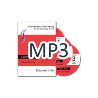 MUSICIANSHIP & AURAL TRAINING LEVEL 2 CDS (SET OF 3)