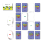 MAGIC 200 WORDS PLAYING CARDS (101-200)