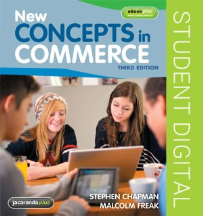NEW CONCEPTS IN COMMERCE 3E & EBOOKPLUS