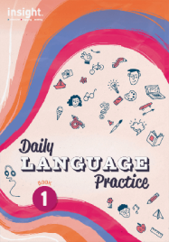 INSIGHT DAILY LANGUAGE PRACTICE BOOK 1