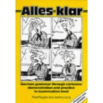 ALLES KLAR: GERMAN GRAMMAR THROUGH CARTOONS