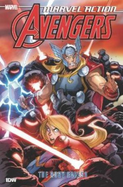 MARVEL ACTION AVENGERS THE RUBY EGRESS (BOOK TWO)