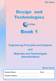 DESIGN & TECHNOLOGIES: BOOK 1 5E