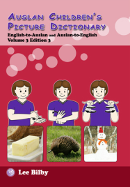 AUSLAN CHILDREN'S PICTURE DICTIONARY VOLUME 3 (EDITION 3)