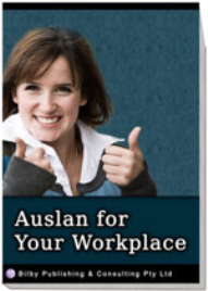 AUSLAN FOR YOUR WORKPLACE