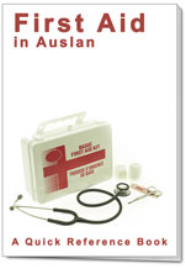 FIRST AID IN AUSLAN: A QUICK REFERENCE GUIDE