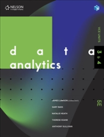 NELSON DATA ANALYTICS VCE UNITS 3&4 STUDENT EBOOK 5E