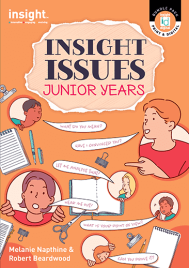 INSIGHT ISSUES: JUNIOR YEARS STUDENT BOOK + EBOOK