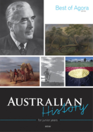 AUSTRALIAN HISTORY FOR JUNIOR YEARS: BEST OF AGORA