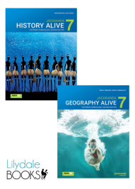 JACARANDA GEOGRAPHY ALIVE 7 & HISTORY ALIVE 7 VICTORIAN CURRICULUM 2E VALUE PACK