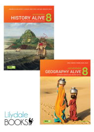 JACARANDA GEOGRAPHY ALIVE 8 & HISTORY ALIVE 8 VICTORIAN CURRICULUM 2E VALUE PACK