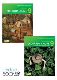 JACARANDA GEOGRAPHY ALIVE 9 & HISTORY ALIVE 9 VICTORIAN CURRICULUM 2E VALUE PACK