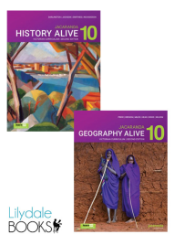 JACARANDA GEOGRAPHY ALIVE 10 & HISTORY ALIVE 10 VICTORIAN CURRICULUM 2E VALUE PACK