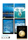 JACARANDA HUMANITIES ALIVE 7 VICTORIAN CURRICULUM PRINT & LEARNON + ATLAS 9E BUNDLE