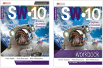 SCIENCEWORLD VICTORIAN CURRICULUM 10 STUDENT BOOK + EBOOK & WORKBOOK VALUE PACK
