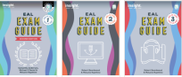 INSIGHT EAL EXAM GUIDES: AREAS OF STUDY 1 (2E), 2 & 3 VALUE PACK