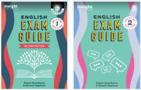 INSIGHT ENGLISH EXAM GUIDES: AREAS OF STUDY 1 (2E) & 2 VALUE PACK