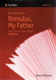 TOP NOTES ROMULUS MY FATHER