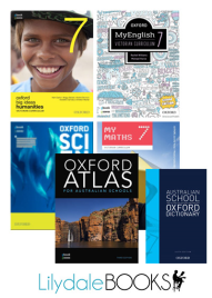 OXFORD VICPACK 7 STUDENT BOOKS + OBOOK ASSESS PLUS ATLAS VALUE BUNDLE 2E (2021 EDITION)