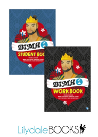 BIMA 1 INDONESIAN STUDENT BOOK + EBOOK + WORKBOOK PACK