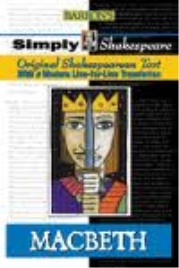 BARRON'S SIMPLY SHAKESPEARE MACBETH