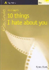 TOP NOTES 10 THINGS I HATE ABOUT YOU