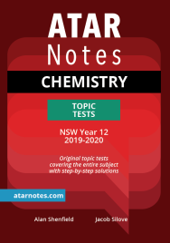ATARNOTES HSC CHEMISTRY YEAR 12 TOPIC TESTS