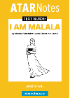 ATAR NOTES TEXT GUIDE: I AM MALALA BY MALALA YOUSAFZAI