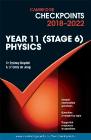 CAMBRIDGE CHECKPOINTS NSW PHYSICS YEAR 11 (STAGE 6) 2018-2022