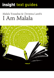 INSIGHT TEXT GUIDE: I AM MALALA + EBOOK BUNDLE