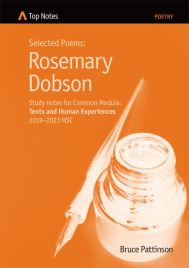 TOP NOTES ROSEMARY DOBSON