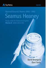 TOP NOTES SEAMUS HEANEY